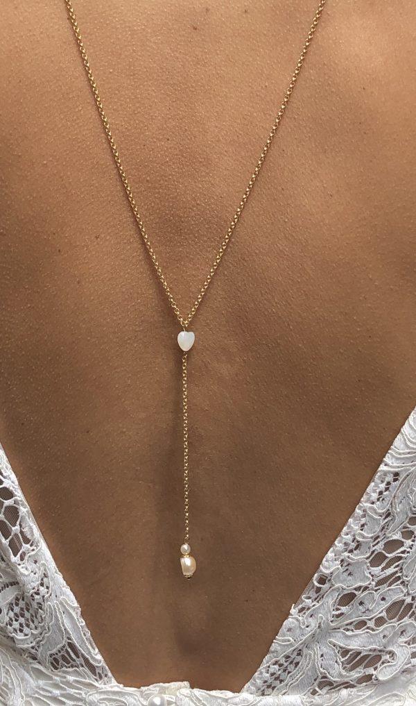collier de dos